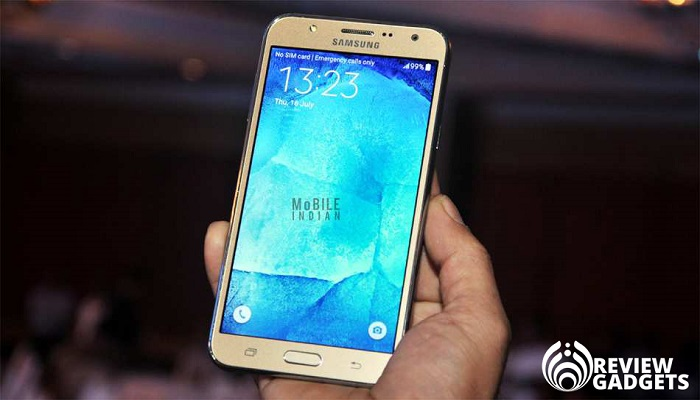Samsung J7 smartphone review