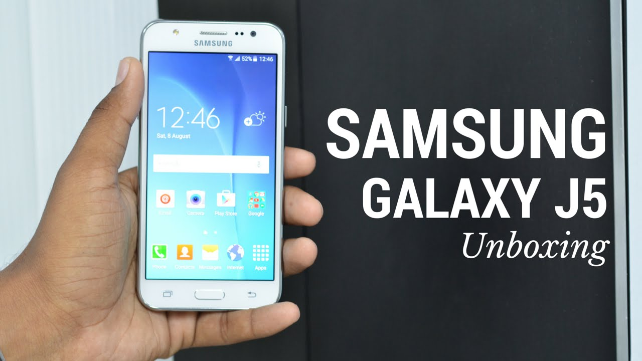 Samsung j5-Review