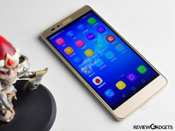 Huaewi Honor 5X Design