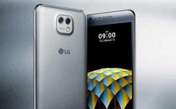 LG X CAM design