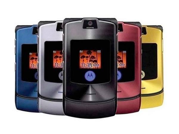Motoa Legendary Razr Flip Phone Might Be Making Comeback
