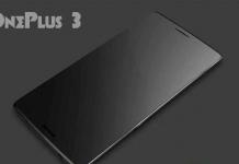OnePlus 3 fingerprint scanner