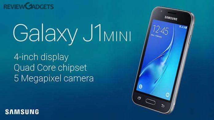 Samsung Galaxy J1 NXT design
