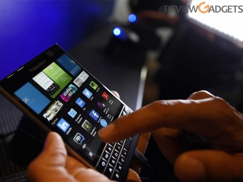 BlackBerry Partners HCL