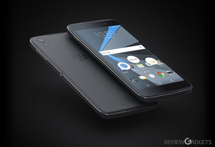 BlackBerry DTEK50 Android Smartphone Launched