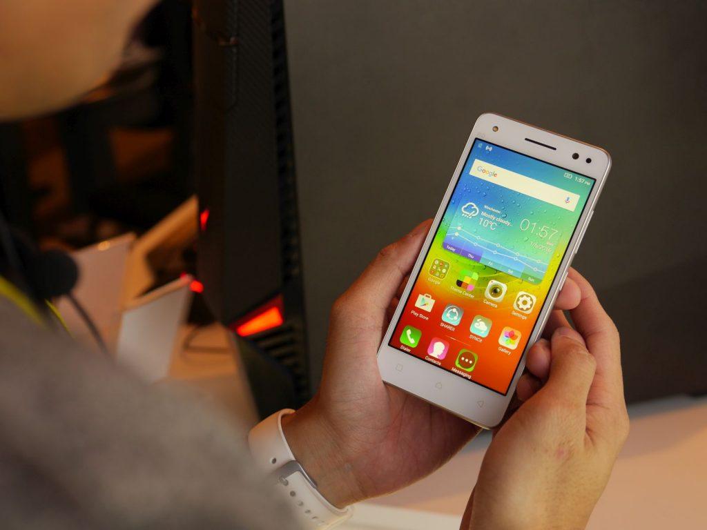Lenovo Vibe A Entry Level Phone announced