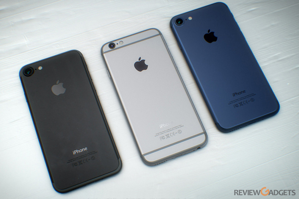 new iphone colors apple iphone 7 in new color variant space black review 12692