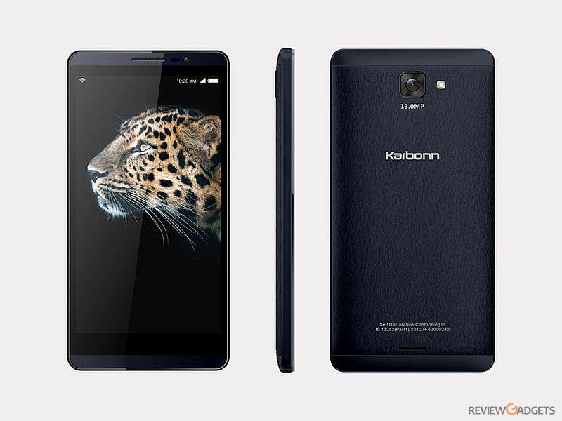 Karbonn Quattro L55 HD Launched