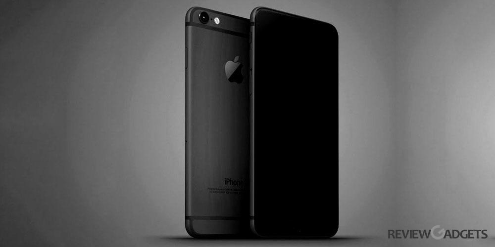 Apple iPhone 7 - Space Black