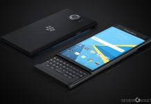 Blackberry android handset