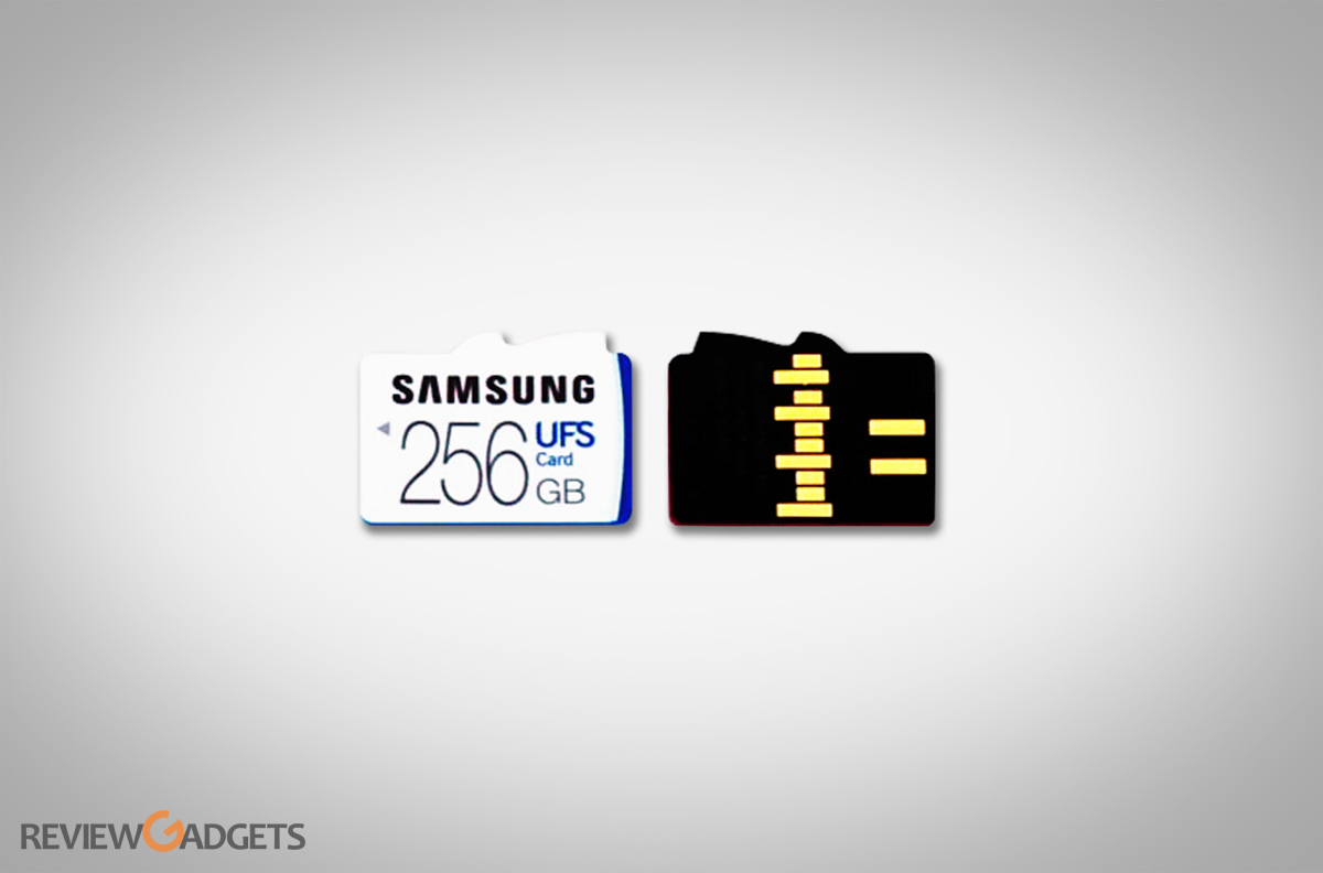 Samsung Develops Card Slot That Supports Both UFS and MicroSD