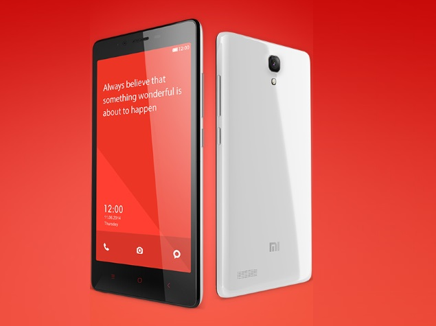 Xiaomi's Redmi Note 4 Smartphone Expected to Launch